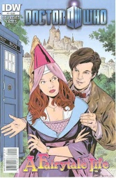 Eleventh Doctor Adventures 03 A Fairytale life (4) - obrázek
