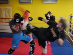 24.11. Sparring & grappling session Plzen