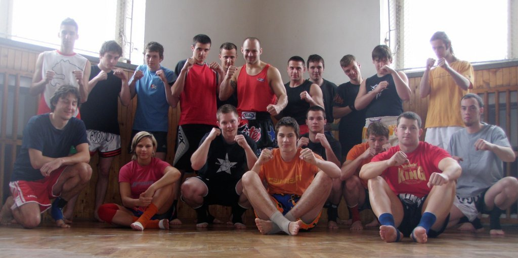Nýrsko muay thai camp